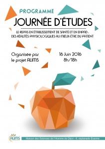 Programme Journée d'Etudes