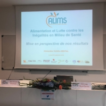 Colloque ALIMS
